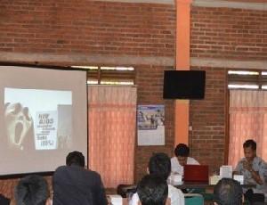 Rapat Kordinasi dan Evaluasi Pelaksanaan Program Penanggulangan HIV-AIDS Kabupaten Cirebon.