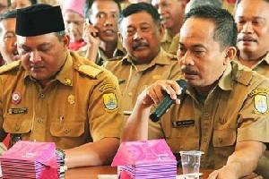 Sekjen FKKC, M. Yusuf. M.Pd. (kanan)