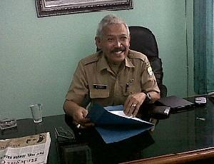 Kepala Dinas Komunikasi dan Informatika Kabupaten Cirebon, Benni Sugriarsa.