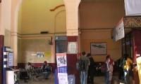 Suasana Stasiun Cirebon/Kejaksan, Kota Cirebon.