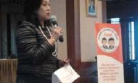 Anggota Dewan Komisioner OJK Bidang Edukasi dan Konsumen, Kusumaningtuti S. Soetiono.