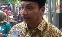 Kepala Dinas Tenaga Kerja dan Transmigrasi (Disnakertrans) Kabupaten Cirebon, Drs. H. Deni Agustin.