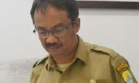 Kepala Bidang Peningkatan Kualitas Jalan dan Jembatan Dinas Bina Marga Kabupaten Cirebon, Ir. Gatot Rachmanto.