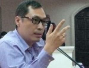 Anggota DPRD Kota Cirebon, Harry Saputera Gani.