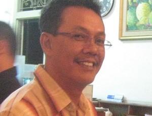 Kepala Bidang Pajak Daerah I Dinas Pengelolaan dan Perencanaan Keuangan dan Aset Daerah (DPPKAD) Kota Cirebon, Ir. Dede Achmady.