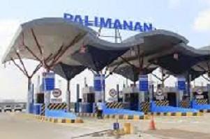 Gerbang Tol Palimanan Kab. Cirebon.