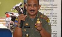 Kepala Satpol PP Kabupaten Cirebon, Drs. H. Harry Safari Margapradja, MM.