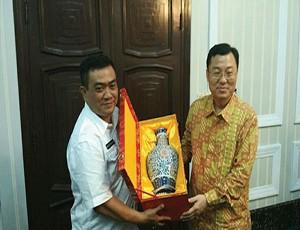 Berita Online Cirebon - Cirebon dan Dubes China Kerja Sama