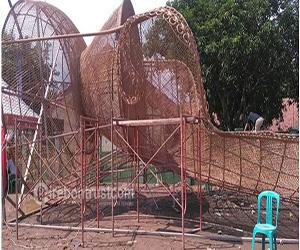 Berita Online Cirebon - Festival Galmantaro di Tegalwangi Kursi Rotan