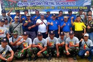 Berita Online Cirebon | Kejuaraan Menembak HUT 71 TNI AU