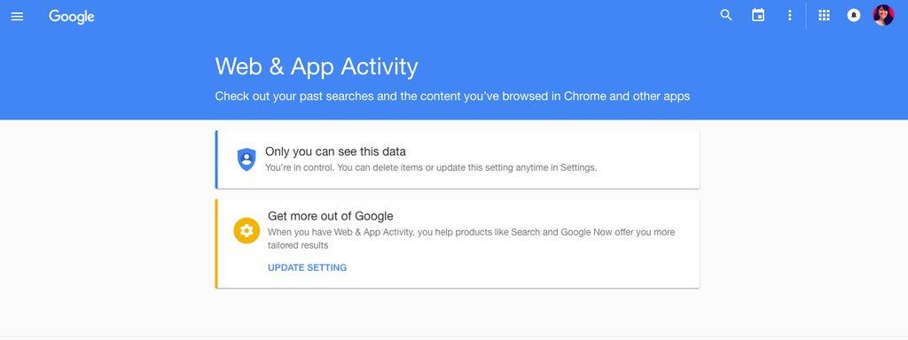 ISP KUNINGAN MENTARI - Tips Bersihkan Jejak Digital di Google  1