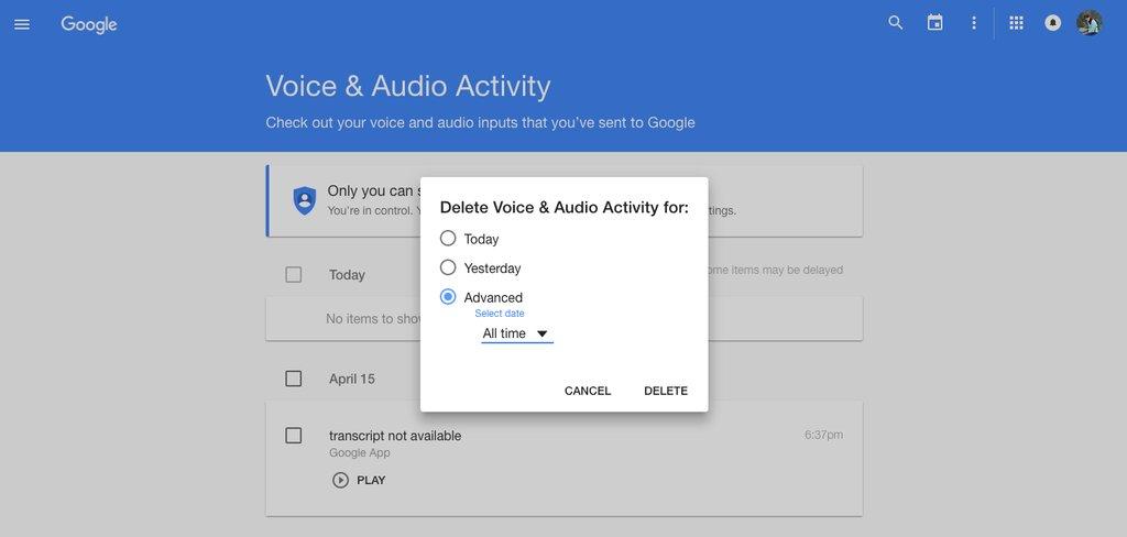 ISP KUNINGAN MENTARI - Tips Bersihkan Jejak Digital di Google  5