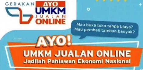 Gerakan UMKM Jualan Online Via Internet - Cirebon24
